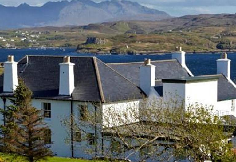 Ullinish Country Lodge Struan Isle of Skye IV56 8FD
