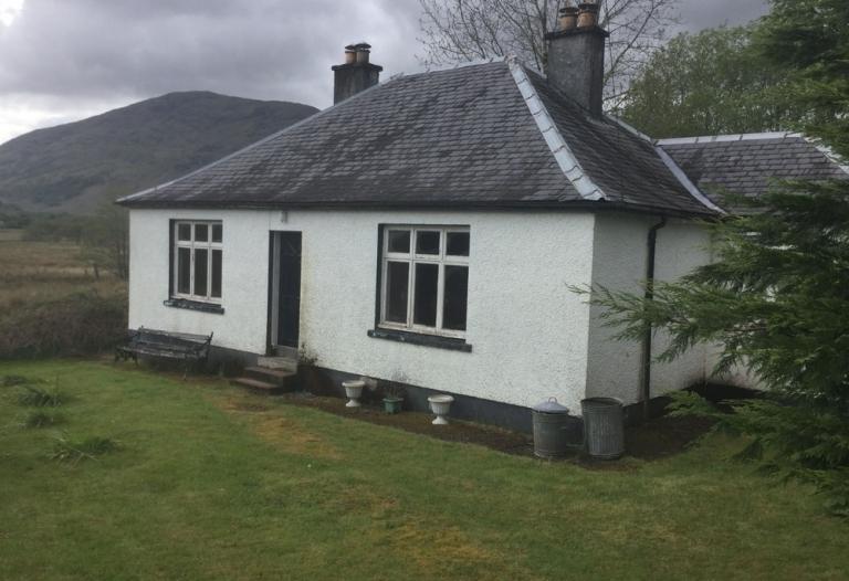 Lochawe View Croft