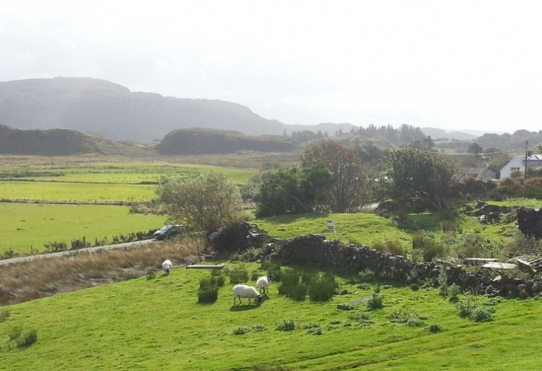 Building Plot, Balvicar, Isle of Seil