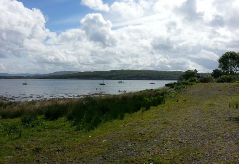Plot One, Toberonochy, Isle of Luing